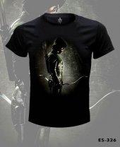 Büyük Beden Arrow Tişört