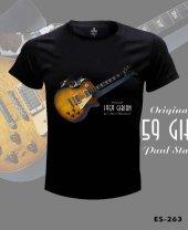 Büyük Beden Gibson 1959 Tişört