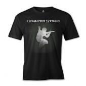 Büyük Beden Counter Strike Tişört