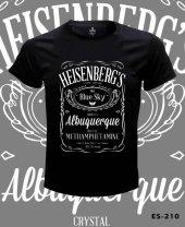 Büyük Beden Heisenbergs Tişört