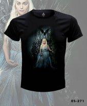 Büyük Beden Khaleesi Tişört