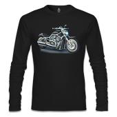 Motosiklet Uzun Kol