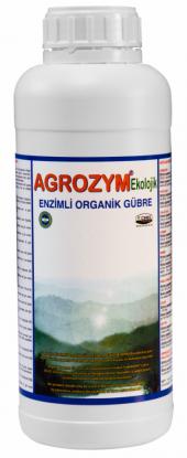 Agrozym Ekolojik Organik Sertifikalı Yaprak Gübresi (1lt)