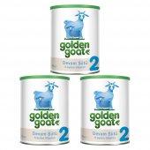 Golden Goat Keçi Sütü Bazlı Beslenme Ürünü 2 3lü