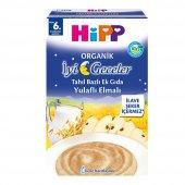 Hipp Organik Yulaflı Elmalı Gece Ek Gıda Kaşık Mam