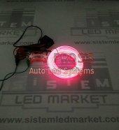 3metre Elwire İp Neon Led Fitili Pembe