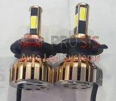 Led Zenon (4800lm) (48w) H4 4 Yönlü 48w 4800lm Ultra H4