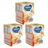 Bebelac Gold 1 Devam Sütü 900 Gr. 3lü