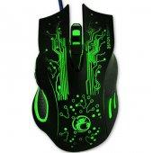 Imıce X9 Gaming Mouse 2400 Dpı Işıklı Kablolu Oyuncu Mouse