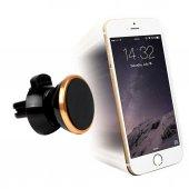 Universal Manyetik Mıknatıslı Araç İçi Telefon Tutucu Tutacağı
