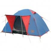 4 Kişilik Güneşlikli Kaliteli Kamp Çadırı 200x180x120 Cm
