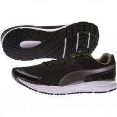 Puma Sequence 187559 05 Siyah Erkek Koşu Ayakkabısı