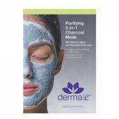 Derma E Purifying 2 İn 1 Charcoal Mask 8.5 Gr Maske