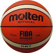 Molten Kauçuk 7 No Unisex Turuncu Basketbol Topu Bgr7 Oı