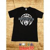 Brooklyn Nets T Shirt , Tişört Siyah