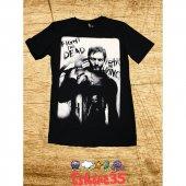 Walking Dead T Shirt , Tişört Siyah