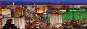 Masterpieces 1000 Parça Panoramik Puzzle Las Vegas