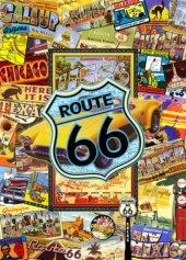 Masterpieces 1000 Parça Puzzle Route 66