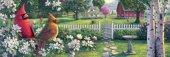 Masterpieces 1000 Parça Panorama Puzzle Heartland Serenade