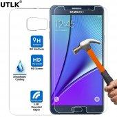 Samaung S6 Ön Arka Glass Kırılmaz Ekran Koruyucu