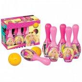 Fen Toys Lisanslı Barbie Bowling Seti 0693