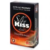 Fiesta Silky Kiss Extra İnce Prezervatif 12 Adet