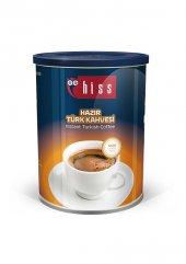Hiss Hazır Türk Kahvesi 250 Gr (Sade)
