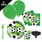 Futbol Parti Seti, Top Partisi, Yeşil Saha, Takım Partisi