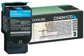 Lexmark C540h1cg C X 540 543 544 546 Mavi Toner Orjinal 2.000 Syf