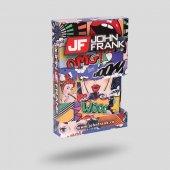 Ohn Frank Erkek Boxer Jfb100 Omg Multıcolor