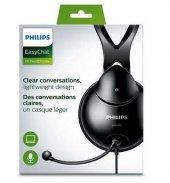 Philips Shm1900 00 Mikrofonlu Kulaklık