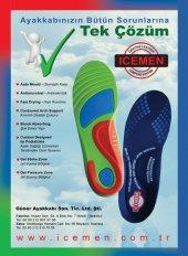 Jel Taban Ortopedik Antibakteriyel Ayakkabı Tabanlığı