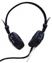 Livea4tech Mikrofonlu Kulaklık Cafelere Özel