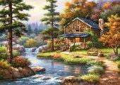 Art 2000 Parça Puzzle Eylül Puzzle (Sung Kim)