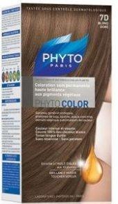 Phyto Color 7d Dore Blond (Dore Sarı) Bitkisel Saç Boyası