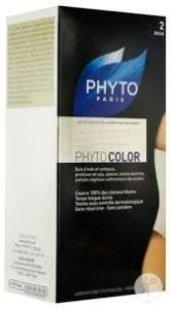 Phyto Color 2 Brun (Kahve) Bitkisel Saç Boyası