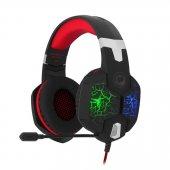Frisby Gamemax Fhp G1425r Titreşimli Mikrofonlu Gaming Oyuncu Kulaklığı Gaming Kulaklık Işıklı Ledli