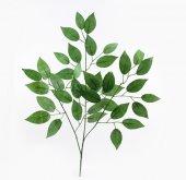 Yapay Benjamin Dalı Küçük Yaprak 55 Cm