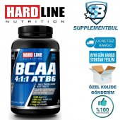 Hardline Bcaa 4 1 1 Atb6 120 Tablet