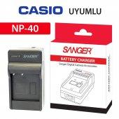 Casio Ex Z1080pk Şarj Aleti Şarz Cihazı Sanger