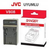 Jvc Gr D740 Gr D750 Gr D771 Şarj Aleti Sanger