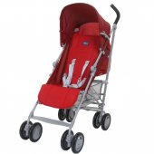 Chicco London Up Baston Bebek Arabası Red