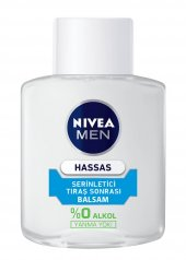 Nivea Men After Shave Sensitive Cool Tıraş Sonrası Balsam 100 Ml