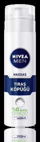 Nivea Men Sensitive 200 Ml Hassas Tıraş Köpüğü