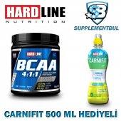Hardline Bcaa 4 1 1 300 Gr. + Carnifit 500 Ml Hediyeli