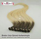 Ombreli Boncuk Kaynak Saç 1gr 60cm Birinci Kalite Saç