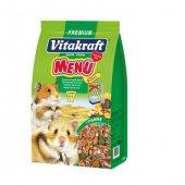 Vitakraft Premium Hamster Yemi 1000gr