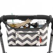 Skip Hop Zigzag Bebek Arabası Düzenleyici