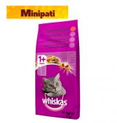 Whiskas Kuru Erişkin Biftek&havuç Kedi Maması 14 Kg