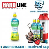 Hardline Carnifit 500 Ml Ananas 24 Adet + 1 Shaker + Hediyeni Se